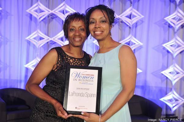 CBJ Women in Business Award winner, Lain Consulting, LLC